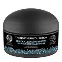Natura Siberica, The Northern Collection, Czarne masło oczyszczające
