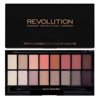 Makeup Revolution, New-trals vs Neutrals Palette (Paleta 16 cieni do oczu)
