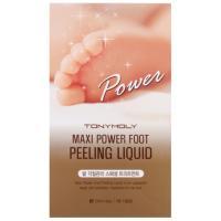 Tony Moly, Maxi Power, Foot Peeling Liquid (Skarpetki peelingujące)