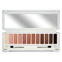 Katie Price, Nude Palette, Eyeshadow Palette (Paleta 12 cieni do powiek)