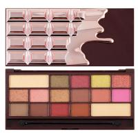 a111419fe1acbc I Heart Makeup, Rose Gold, Eyeshadow Palette (Paleta 16 cieni do powiek)