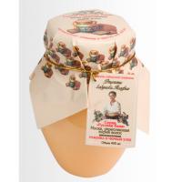 Przepisy Babci Agafii, Rosyjska Bania, Maska wzmacniająca korzenie włosów `Kefir i czarny chleb żytni`