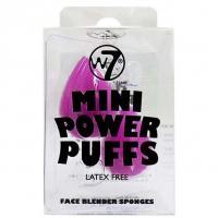 W7, Mini Power Puffs (Mini gąbki do makijażu)