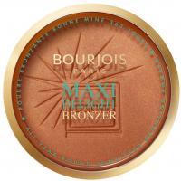 Bourjois, Maxi Delight Bronzer (Puder brązujący)