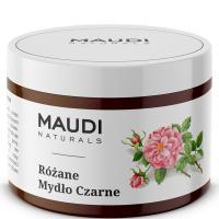 Maudi Naturals, Mydło czarne różane
