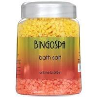 BingoSpa, Sól do kąpieli 'Creme Brulee'