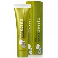 Ecodenta, Extra Enamel Strenghtening Melon Flavour Toothpaste (Wzmacniająca szkliwo pasta do zębów o zapachu melona)