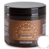 Beaute Marrakech, Savon Noir, Czarne mydło naturalne
