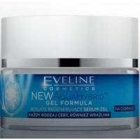 Eveline, New Aqua Hybrid, Bogate regenerujące serum - żel na dobranoc,