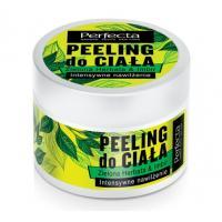 Perfecta, SPA, Zielona herbata i imbir, Glicerynowy scrub do ciała intensywnie nawilżający