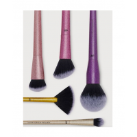 H&M, All The Glitter Face Brush Set (Pędzle do makijażu H&M)