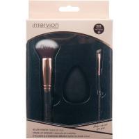 Inter Vion, Rosy Gold, Zestaw akcesoriów do makijażu