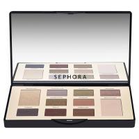 Sephora, Vintage Effect Filter, Eyeshadow Palette (Paleta 10 cieni do oczu)