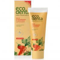 Ecodenta, Poziomkowa pasta do zębów dla dzieci