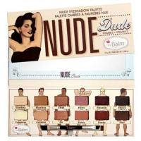 The Balm, Nude Dude, Nude Eyeshadow Palette