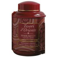 Tesori d`Oriente, Marrakech Patchouli e Ginger, Doccia Crema (Kremowy żel pod prysznic `Paczula i imbir`)