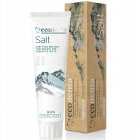 Ecodenta, Salt Toothpaste for Sensitive Teeth (Pasta do wrażliwych zębów i dziąseł)