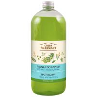 Green Pharmacy, Pianka do kąpieli `Oliwki i mleko ryżowe`