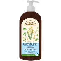 Green Pharmacy, Balsam do ciała `Aloes i mleko ryżowe`