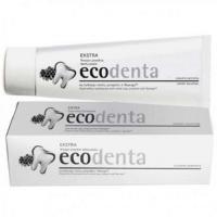 Ecodenta, Extra Triple Effect Toothpaste (Wybielająca pasta do zębów `Ekstra potrójny efekt`)