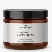 NaturalME, Kaolinowa glinka biała
