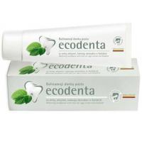 Ecodenta, Whitening Toothpaste with Mint Oil, Sage Extract & Kalident (Wybielająca pasta do zębów)
