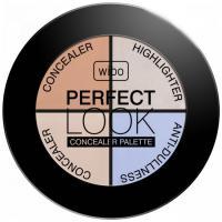Wibo, Perfect Look, Concealer Palette (Paleta korektorów do twarzy)
