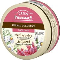 Green Pharmacy, Peeling solny `Rumianek i imbir`