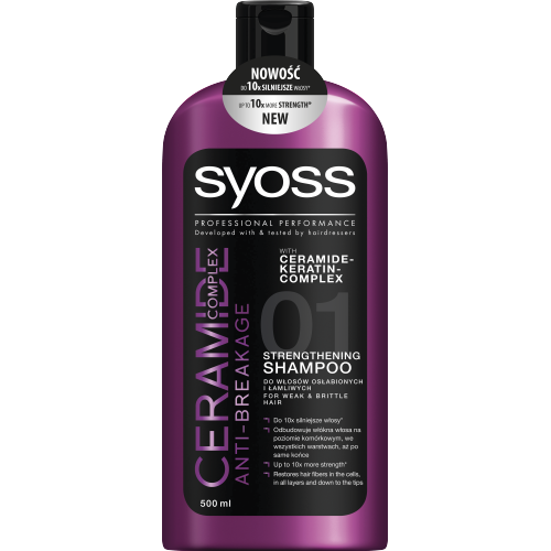 szampon syoss przeciw wypadaniu włosów