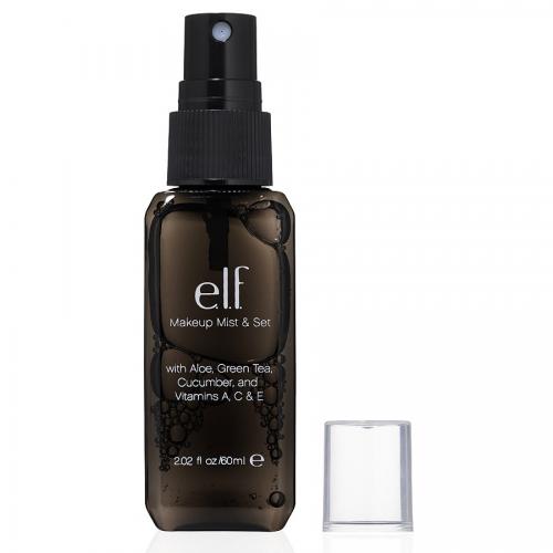E L F Eyes Lips Face Makeup Mist Set Mgielka W Sprayu Utrwalajaca Makijaz Cena Opinie Recenzja Kwc