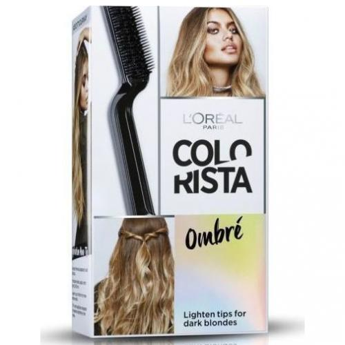 Loreal Paris Colorista Ombré Lighten Tips For Dark Blondes
