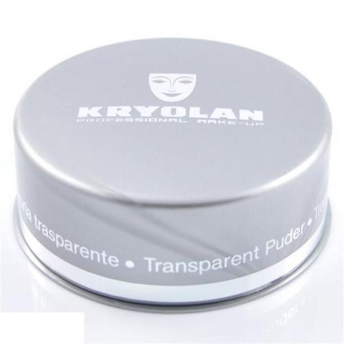Kryolan, Puder transparentny