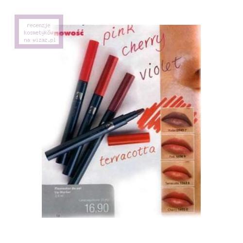 Avon Color Lip Marker Flamaster Do Ust
