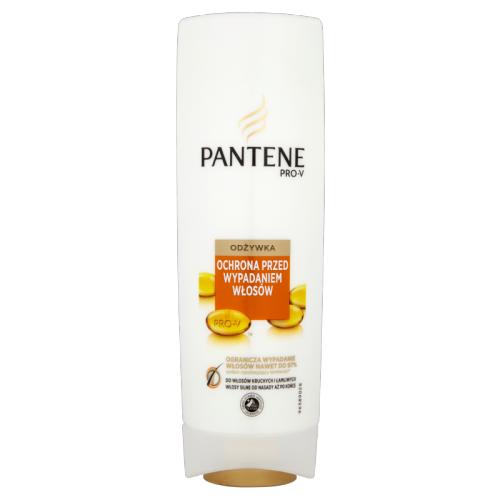 szampon pantene na wypadanie włosów