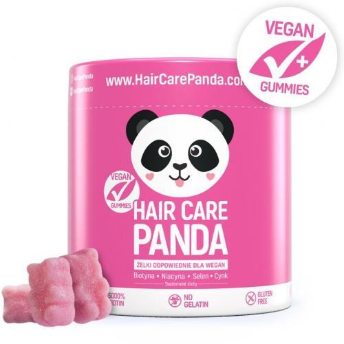 Noble Health Hair Care Panda Malinowe Zelki Dla Wegan Cena Opinie Recenzja Kwc