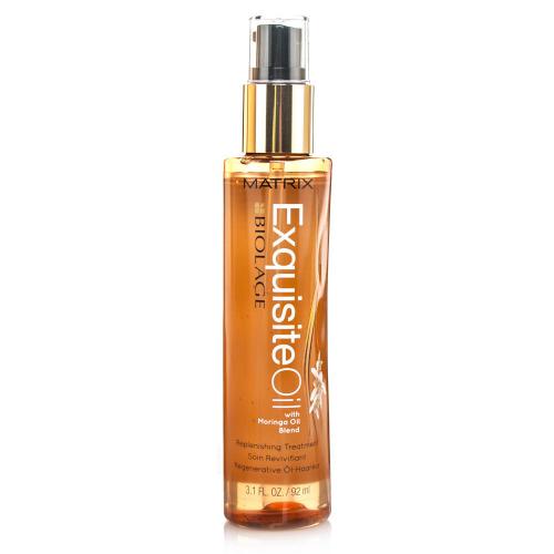 Matrix, Biolage Exquisite Oil, Replenishing Treatment (Olejek odbudowujący do włosów)