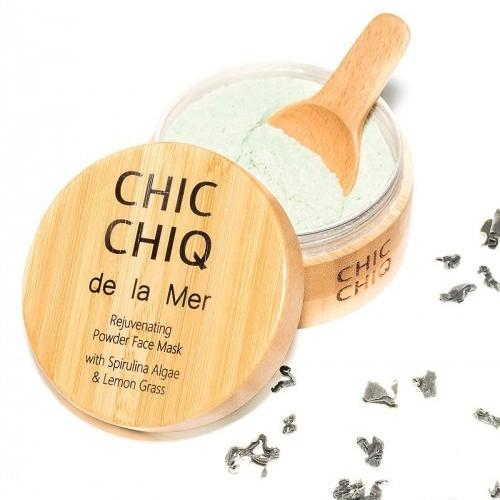 Chic Chiq, de la Mer, Nawilżająca i odżywcza maseczka