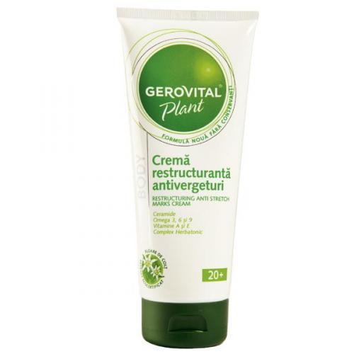 Farmec, Gerovital Plant, Krem antycellulitowy 20+ - cena..