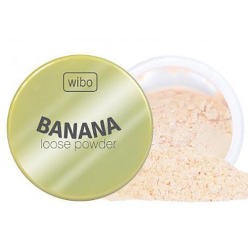 Wibo, Banana Loose Powder (Sypki puder do twarzy) - cena, opinie ...