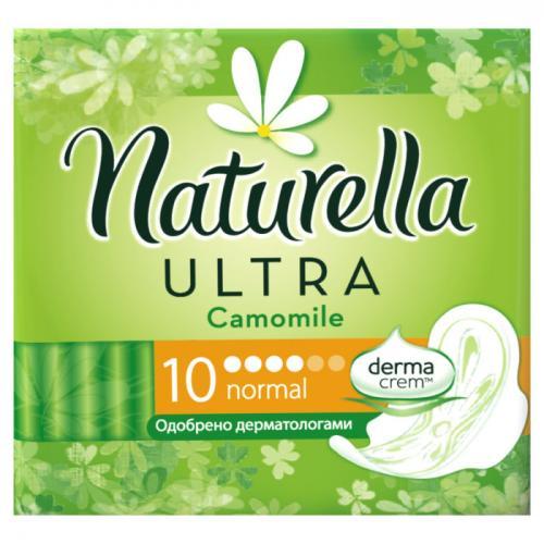 Naturella, Ultra Normal Camomile, Podpaski higieniczne