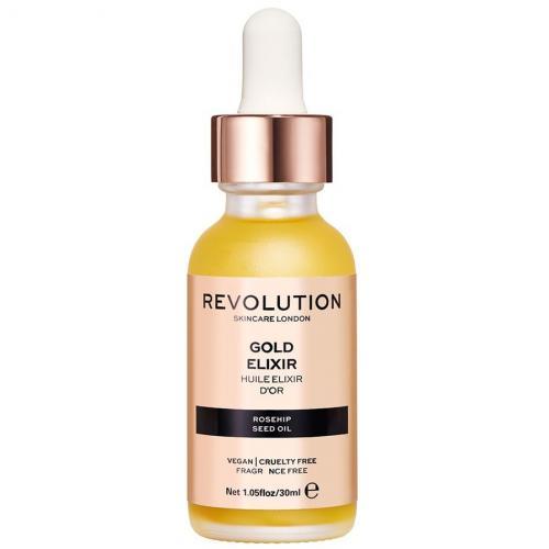 Revolution Skincare, Rosehip Seed Oil Gold Elixir (Olejek do twarzy)