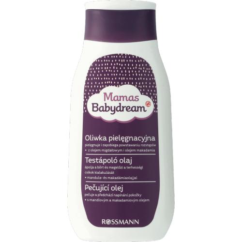 Babydream, Fur Mama [Mamas Babydream], Pflegeöl (Olejek do pielęgnacji ciała)