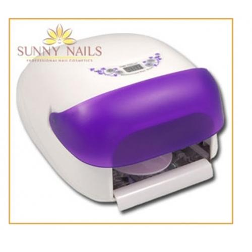 Sunny Nails Lampa Uv 36w Lcd Tr 092
