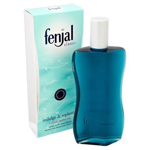 Fenjal, Cream Bath Oil (Kremowy olejek do kąpieli)