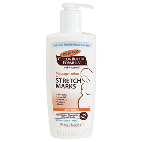 Palmer`s, Cocoa Butter Formula, Massage Lotion for Stretch Marks (Balsam do skóry z rozstępami)