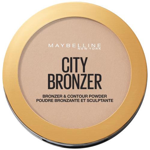 Maybelline New York, City Bronzer, Bronze Powder (Puder brązujący)