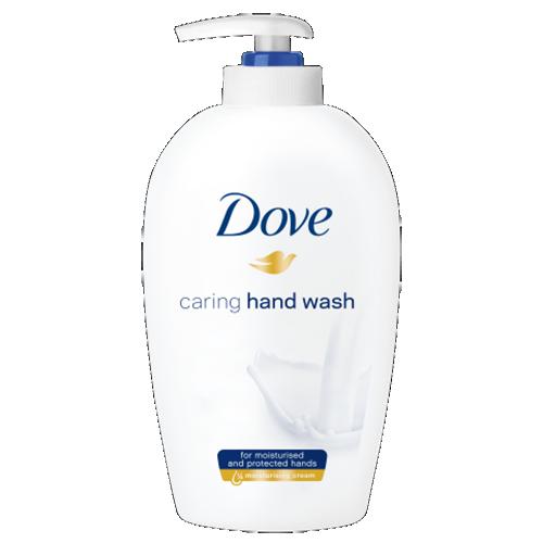 Dove, Beauty Cream Wash [Caring Hand Wash] (Kremowe mydło w płynie (nowa wersja))