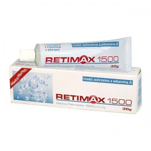Farmina, Retimax 1500 (Maść ochronna z witaminą A)