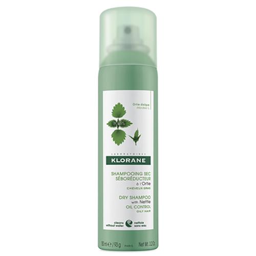 Klorane, Dry Shampoo with Nettle (Seboregulujący szampon suchy z wyciagiem pokrzywy)