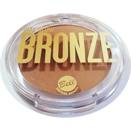 Bell My Glow Bronze Bronzing Powder Puder Brazujacy Cena Opinie Recenzja Kwc